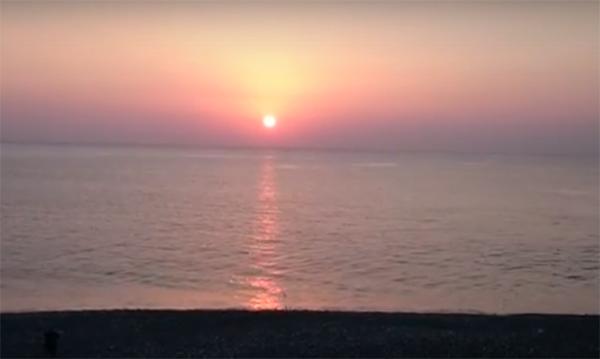 初日の出!和歌山の穴場マイナースポット