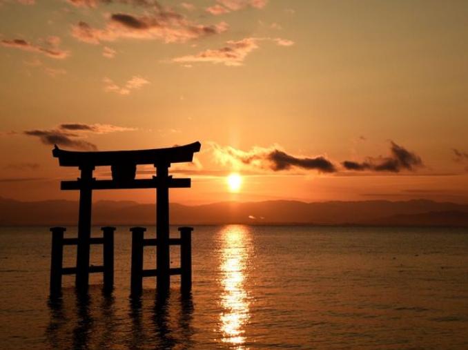 初日の出!関西で海と一緒にご来光おすすめスポット